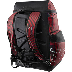 TYR Alliance Team Backpack 45l carbon/red